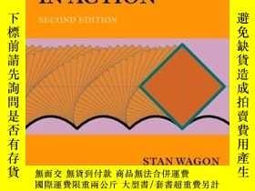 二手書博民逛書店Mathematica罕見in Action-Mathematica在行動Y443421 Stan Wagon