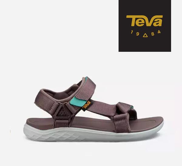 丹大戶外【TEVA】美國 女 Terra-Float 2 UNIVERSAL 運動涼鞋 PLUM TRUFFLE 紫藕色 1091333PTRF
