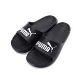 PUMA DIVECAT V2 一體成型套式拖鞋 黑 369400-01 男鞋 鞋全家福