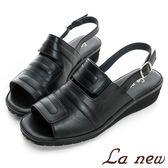 【La new outlet】高曲折涼鞋(女222060530)