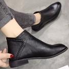 DE shop - 馬丁靴英倫風百搭短靴...
