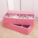 2個裝透明鞋盒抽屜式衣櫃收納箱儲物箱 【全館免運】