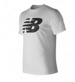 New Balance DRY 棉感短袖上衣-NO.MT91923WT