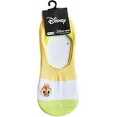 小禮堂 迪士尼 蒂蒂 成人隱形襪 腳長23-25cm (條紋款) 4549204-31932