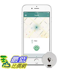 [107美國直購] 追蹤器 第三代 TrackR bravo Bluetooth Tracking Device Item Tracker Phone Finder iOS/Android Compatible D04