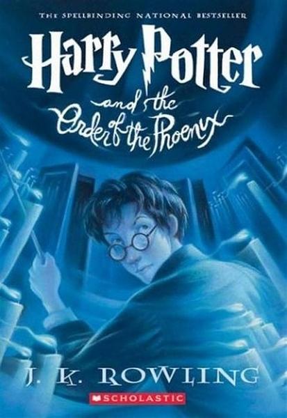 (二手書)Harry Potter and the Order of The Phoenix (5)