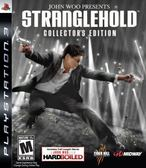 PS3 Stranglehold Collector s Edition (Includes Hard Boiled) 槍神 特典版(美版代購)
