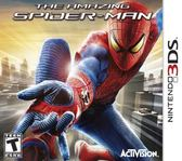 3DS The Amazing Spider-Man  蜘蛛人:驚奇再起(美版代購)