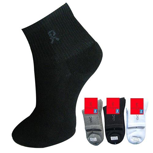 【義大利名牌】Roberta di Camerino 諾貝達, 休閒襪, 氣墊式毛巾 款 - 普若Pro品牌好襪子專賣館