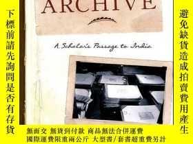 二手書博民逛書店Autobiography罕見Of An ArchiveY256260 Nicholas B. Dirks C