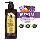 Dr.Groot 養髮秘帖洗髮精400ml(細軟扁榻髮)紫