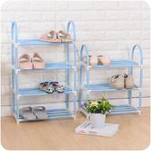 簡易組裝鞋架多層鞋子收納架A940塑料置物架鞋架子家用經濟型鞋櫃 小時光生活館