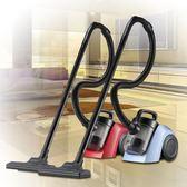 現代吸塵器家用大吸力強力手持干式吸塵器旋風除螨除塵  IGO