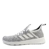 Adidas Cloudfoam Pure [DB0695] 女鞋 運動 慢跑 休閒 舒適 輕量 針織 愛迪達 白灰