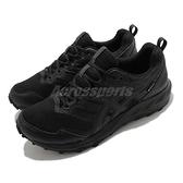 Asics 野跑鞋 Gel-Sonoma 6 G-TX 女鞋 全黑 防水 運動鞋【ACS】 1012A921002