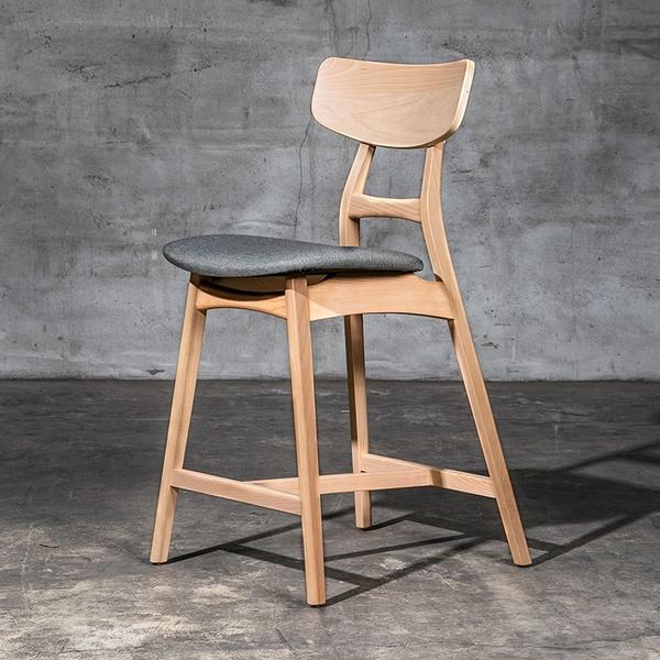 Rosey 羅塞餐椅/吧椅/吧台椅【obis】
