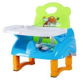 兒童餐椅可折疊寶寶小板凳便攜式嬰兒椅子多功能吃飯餐桌椅BB座椅HRYC【快速出貨】