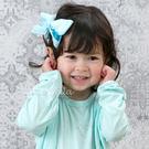 Cutie Bella中蝴蝶結髮夾-Sky