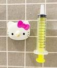 【震撼精品百貨】Hello Kitty 凱蒂貓~三麗鷗Sanrio~嬰兒餵藥針筒*24526
