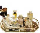 飯店歐式托盤化妝台首飾盤衛浴擺飾061268通販屋