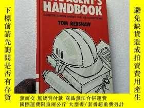 二手書博民逛書店SITE罕見AGENT S HANDBOOK 小16開 精裝【書