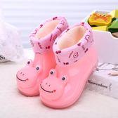 寶寶雨鞋小童防滑小孩雨靴兒童水鞋女童男童四季膠鞋幼兒女孩水靴【新店開張8折促銷】