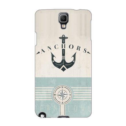 ♥ 俏魔女美人館 ♥ SAMSUNG NOTE 3 / N900【海軍*水晶硬殼】手機殼 保護殼 手機套