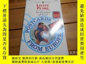 二手書博民逛書店No罕見Promise of LoveY19865 LILIAN