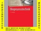 二手書博民逛書店罕見BioprozesstechnikY405706 Wolfgang Zettlmeier ISBN:97
