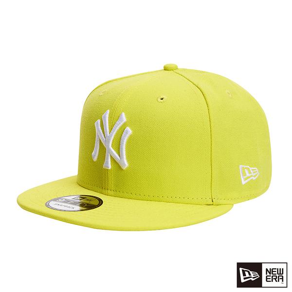 NEW ERA 9FIFTY 950 FASHION COLOURS 洋基 黃 棒球帽