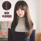 韓系空氣瀏海 甜姐兒微彎長髮假髮【MA2...