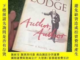 二手書博民逛書店Author罕見Author-David Lodge )FIRS