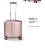 登機箱18寸小型拉桿箱男行李箱女