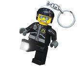 【 樂高積木 LEGO 】LED 鑰匙圈 - 樂高玩電影 Movie 壞警察╭★ JOYBUS玩具百貨
