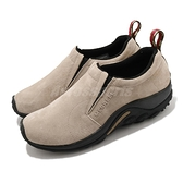 Merrell 休閒鞋 Jungle Moc 卡其 麂皮 套入式 都會休閒 男鞋 城市輕裝【ACS】 ML60801