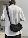 男士包包休閒百搭斜背包女學生斜跨單肩包2021新款日系小背包 Lanna