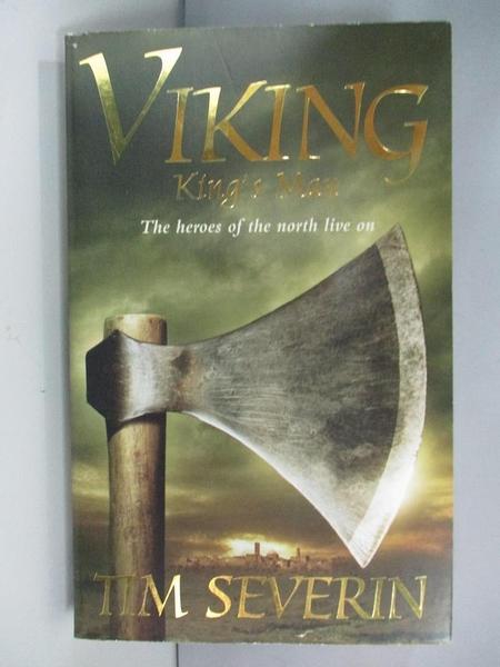 【書寶二手書T9/原文小說_AQ6】Viking 3 (Pb) a Format Ome_Tim Severin