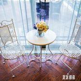 實木小圓桌 美式沙發邊桌歐式簡約圓茶 幾小茶幾邊幾角幾 zh4651『東京潮流』