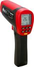 泰菱電子◆紅外線溫度計+ K型熱電偶 DIT-518 單點雷射型 (-50~1550'C  ) TECPEL