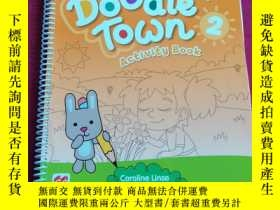 二手書博民逛書店Doodle罕見Town Level 2 Activity BookY335486 Doodle Doodle