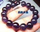 天然紫水晶手鍊 12mm 早期商品~光亮...