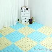 拼接地毯 泡沫地墊兒童卡通拼圖寶寶爬行墊60x60拼接鋪地板墊臥室墊子加厚 晶彩生活