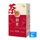 M-波蜜靠茶初茗紅茶250ml x 6【愛買】