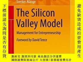 二手書博民逛書店The罕見Silicon Valley ModelY255174