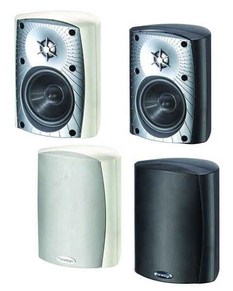 【名展音響】加拿大 Paradigm 戶外喇叭 Stylus 470 v.3 / (兩支) 組 黑白兩色可選