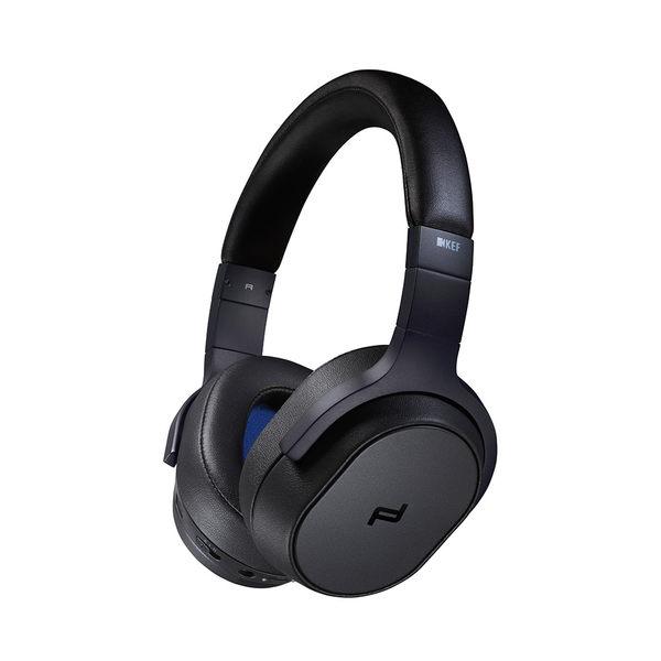 ◤官網登錄 限時贈送隨身碟◢ KEF PORSCHE DESIGN SPACE ONE Wireless 主動式無線抗噪耳罩式耳機 純黑色