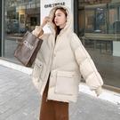 羽絨外套 羽絨棉服女短款冬新款韓版寬鬆bf學生面包服小棉襖外套潮ins - 歐美韓