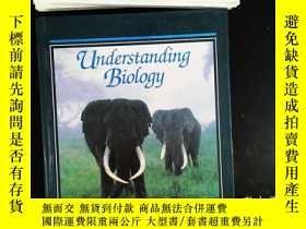 二手書博民逛書店Understanding罕見Biology SECOND ED
