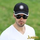 棒球帽子-防曬透氣清涼網帽運動帽J7540 JUNIPER