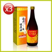 活力膳補 胺基酸健康液 3罐